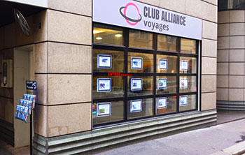 Agence Club Alliance Voyages, Paris