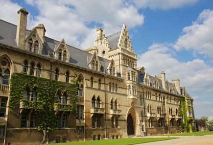 Angleterre: Oxford, Liverpool, Londres