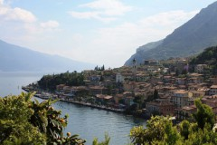 Week-end en Italie:Lac de Garde-Verone-Bergame