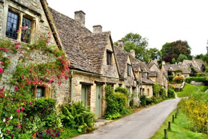 Angleterre Costwolds