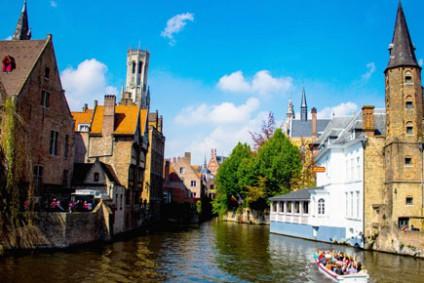Week-end à Bruxelles et Bruges