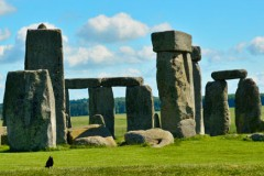 LONDRES, WINDSOR ET STONEHENGE